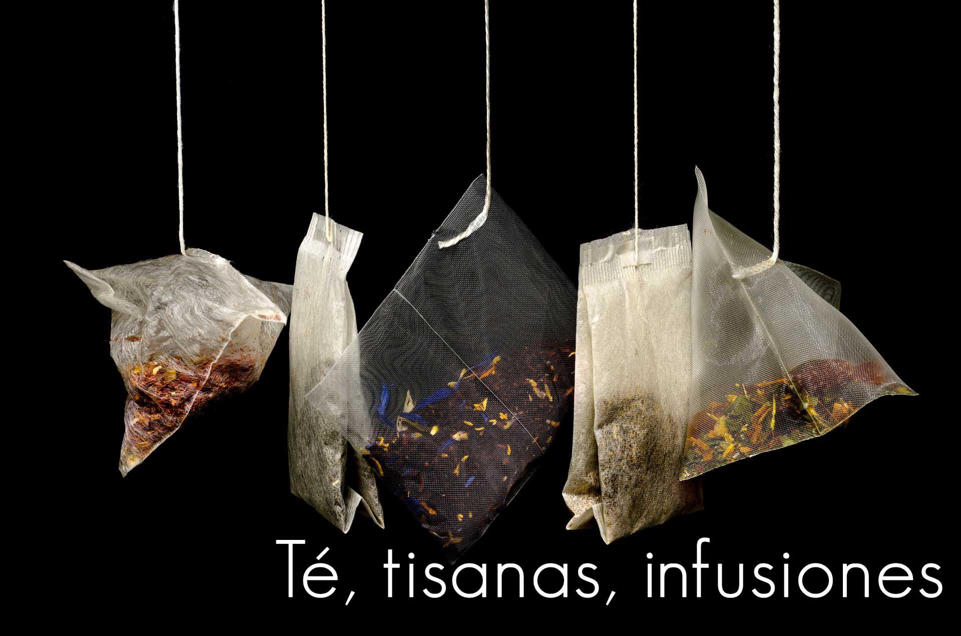 tisanas te infusiones herbales y florales